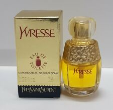YVRESSE Yves Saint Laurent eau de toilette 7,5ml spray.