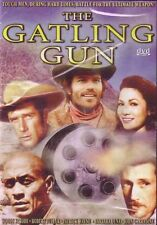 THE GATLING GUN (DVD, 2005, MIRACLE, REGION FREE) BRAND NEW FACTORY SEALED
