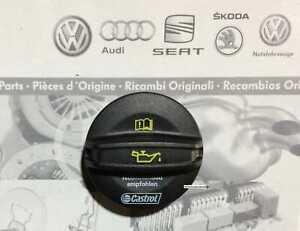 VW Golf MK7 R GTI TDI Oil Filler Cap Engine Oil Lid Genuine New OEM VW Part