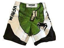 venum MMA Short, Green, BJJ, kickboxing And No Gi