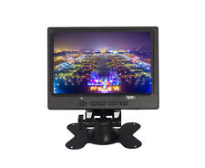 "US - 7"" TFT-LCD 1024*600 HDMI VGA AV Monitor HD Car Display for Raspberry Pi 3B+"