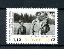 Slovenia 2016 MNH Dolina Miru Valley of Peace Film 1v Set Movies Cinema Stamps