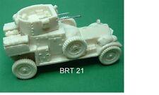 Seconda Guerra Mondiale Britannico ROLLS ROYCE BLINDATO 1939 Kit Modellino in resina-B18