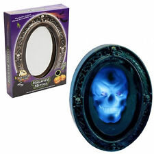 Halloween Battery Operated Haunted Horror Mirror - Motion Activated Decoration