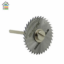35mm HSS Circular Saw Blade Cutting Disc Wheel Cutter Wood for Dremel 4000 3000