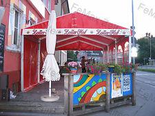 Festzelt Partyzelt Eventzelt 5x9m / Profi Zelt für die gewerbliche Nutzung