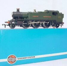 "Airfix OO 1:76 Great Western Railways 2-6-2 ""PRAIRIE TANK"" STEAM LOCOMOTIVE MIB!"