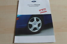 124157) Ford Focus - LM-Räder - Prospekt 09/1999