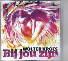 Wolter Kroes-Bij Jou Zijn Promo cd single
