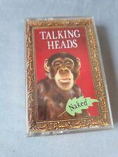 Talking Heads - Naked,-Audio Cassette