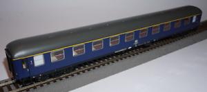 ROCO Voiture 1ère classe livrée bleue ep IV DB HO 1/87
