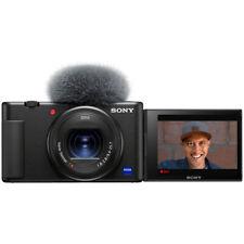 Sony DCZV1B ZV-1 24-70mm Lens With Swivel Screen Black Digital Camera - DCZV1/B