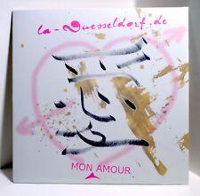 LA DUSSELDORF Mon Amour VINYL LP Sealed 2017 Klaus Dinger