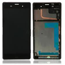 LCD Touch Screen Digitizer with Frame for Sony Xperia Z3 D6603 D6643 D6653