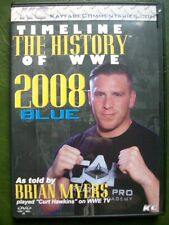 Timeline The History Of WWE 2008 Blue Curt Hawkins Brian Myers DVD Kayfabe Shoot