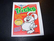 "RON ENGLISH POPAGANDA Cereal Tricks 2.5"" Sticker decal frm poster art print"