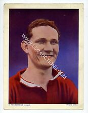 (Ga1668) Topical Times Special Issue Footballers Nieuwenhuys Liverpool 1934 G-VG