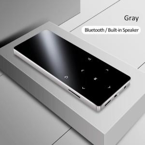 MP3 Player With Bluetooth Speaker Built-in 8GB 40GB Mini Walkman FM / Recording