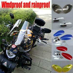 Hand Guards Protector Cold Wind Deflectors Windshield Fit For Harley Motorcycle