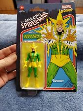 2021 Marvel Legends Marvel's Electro Action Figure