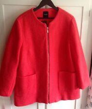 New Look Zip Hip Length Plus Size Coats & Jackets for Women