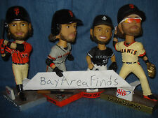 4 San Francisco & San Jose Giants Brandon Crawford Bobblehead SGA Bobble SF