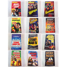 Bulk Book Lot Mack Bolan Don Pendleton Stony Man Action Hero Military Adventure