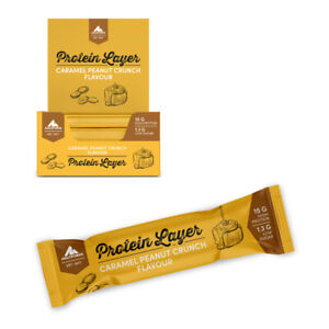 Multipower Protein Layer Riegel 18er Pack / Eiweißriegel Proteinriegel