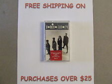 SEALED DOMINO THEORY SELF TITLED CASSETTE W/ HYPE STICKER