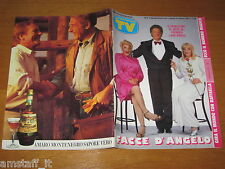 TV SORRISI E CANZONI=1988/5=GIANFRANCO D'ANGELO DRIVE IN=INDIETRO TUTTA ARBORE=