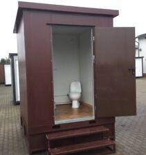 WC- Toilettenkabine Sanitärcontainer Toilette Duschkabine WC-Kabine mit Dusche