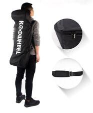 Koowheel 4 wheels Electric Skateboard bag Longboard Shoulder Backpacks Black