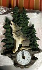 Wolf Clock 2002 Westland Never Used