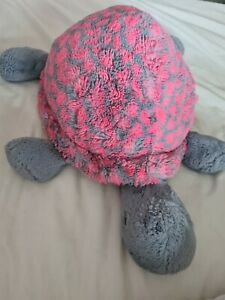 Jellycat Large Tootle Tortoise Turtle Soft Toy Comforter Soother Pink