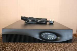 Liebert GXT2 3000VA UPS -  on line / pure sine wave inverter - new cells