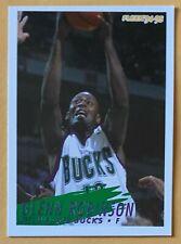GLENN ROBINSON, 1994-1995 FLEER ROOKIE CARD, NBA LEGEND