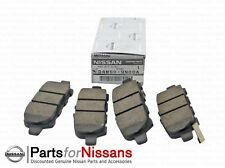 Genuine Nissan 2010-2019 Murano Pathfinder QX60 JX35 Rear Brake Pads NEW OEM