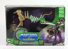 Masters OF THE UNIVERSE MOTU VS il snakemen-Mecha-Morso PANTHOR Action Figure