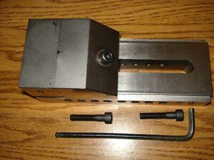 """PRECISE /& GENUINE Toolmaker/'s Grinding Vise 2-3//8/"""" 60mm HARDENED /& GROUNDED"""