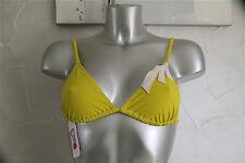 swimsuit maillot de bain (haut) jaune ERES ipome coco T 38  NEUF ÉTIKET V. 160€