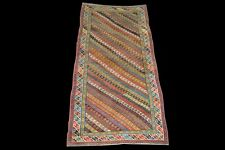 Antik! Um 1890 Gendje 236x113 Schirwan Kazak Kaukasus Rug Perser Orientteppich