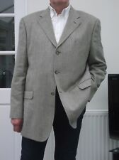 MARKS AND SPENCER NEW WOOL/SILK JACKET SIZE 48