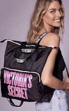 Victoria's Secret Packable Bag Weekender Tote Backpack Bag