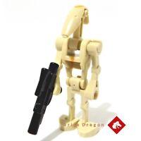 Lego Star Wars Battle Droid Commander Minifigure from set  75092