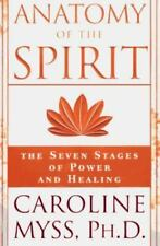 Anatomy of the Spirit | The Seven Stages of Power and Healing | Hardcover