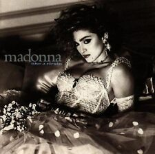 *NEW* CD Album - Madonna - Like a Virgin (Mini LP Style Card Case)
