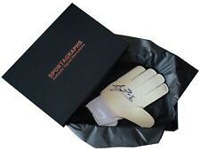 David de Gea SIGNED Goalkeeper Glove Autograph Gift Box Manchester Utd COA