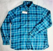 Polo Ralph Lauren Indigo Flannel Hemd Gr s