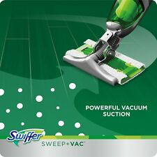 Swiffer Sweeper Vac Cordless Floor Vacuum Cleaner Starter Kit Broom New