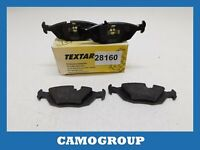 Tabletas Pastillas Freno Trasero Rear Brake Pad BMW Serie 3 E30 5 E28 6 E24